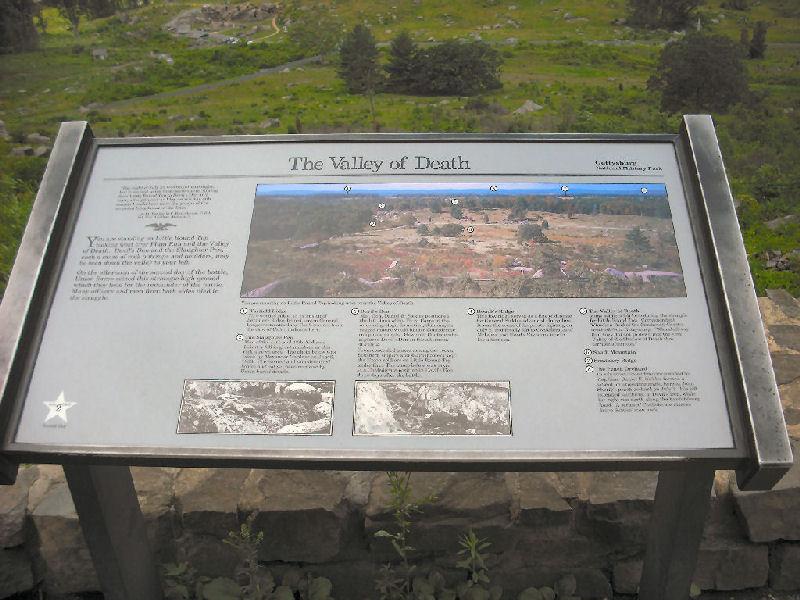 Gettysburg, PA - Valley of Death